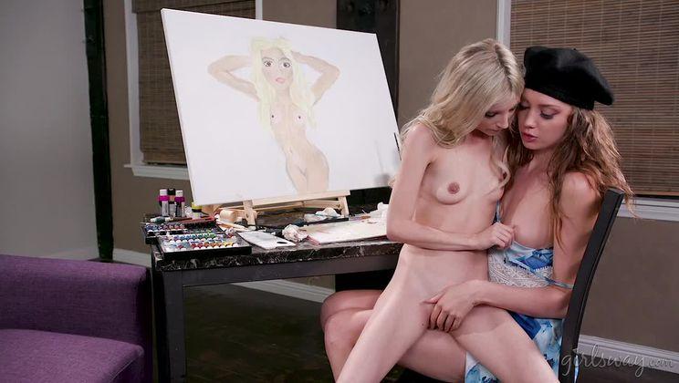 Showcases: Piper Perri - 2 scenes in 1